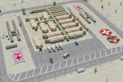 mobile hospital 3