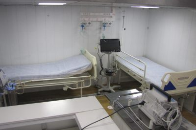 mobile hospital surgical inside 12