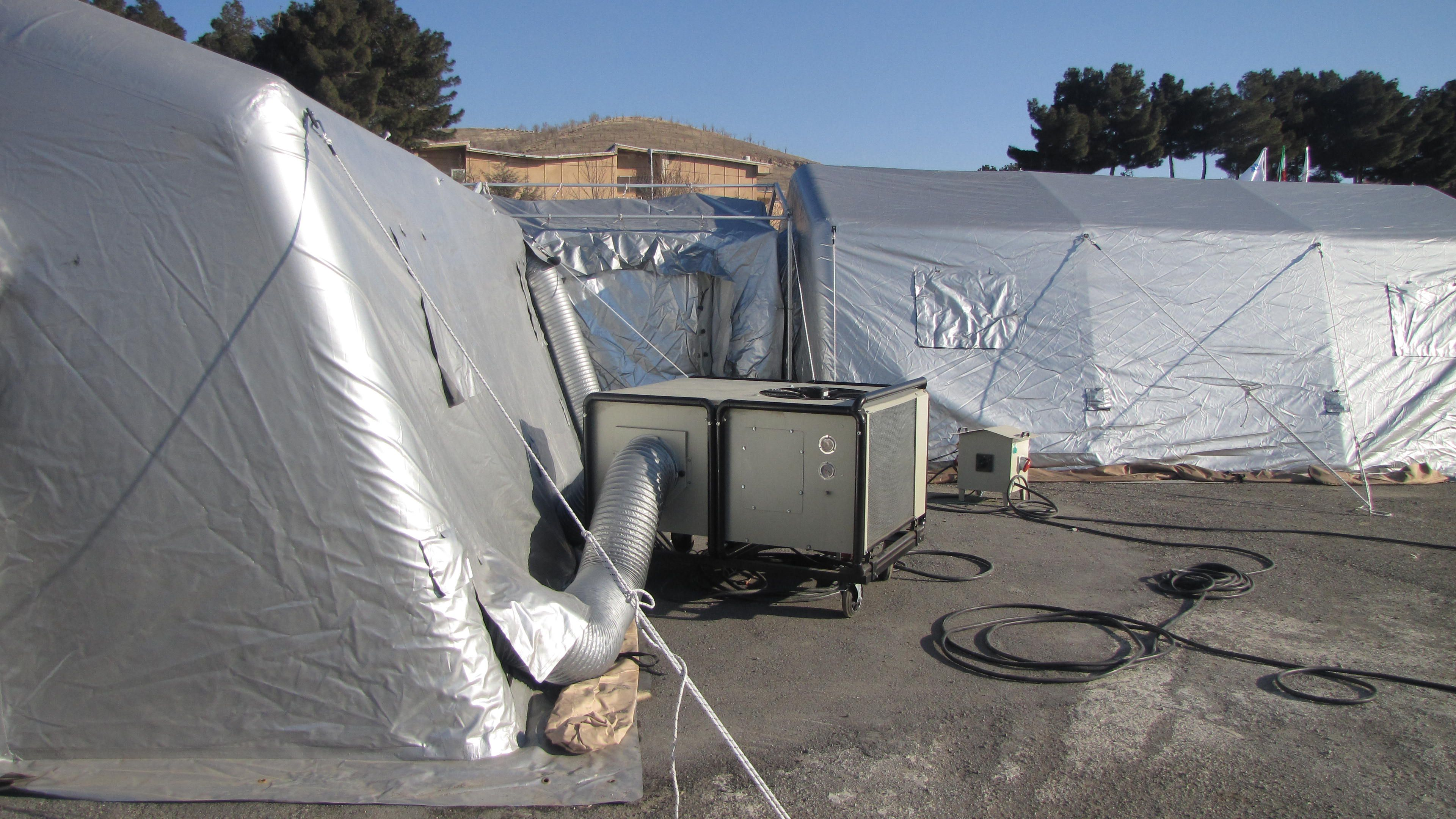 military air conditioner & Military air conditioning system and tent air conditioner