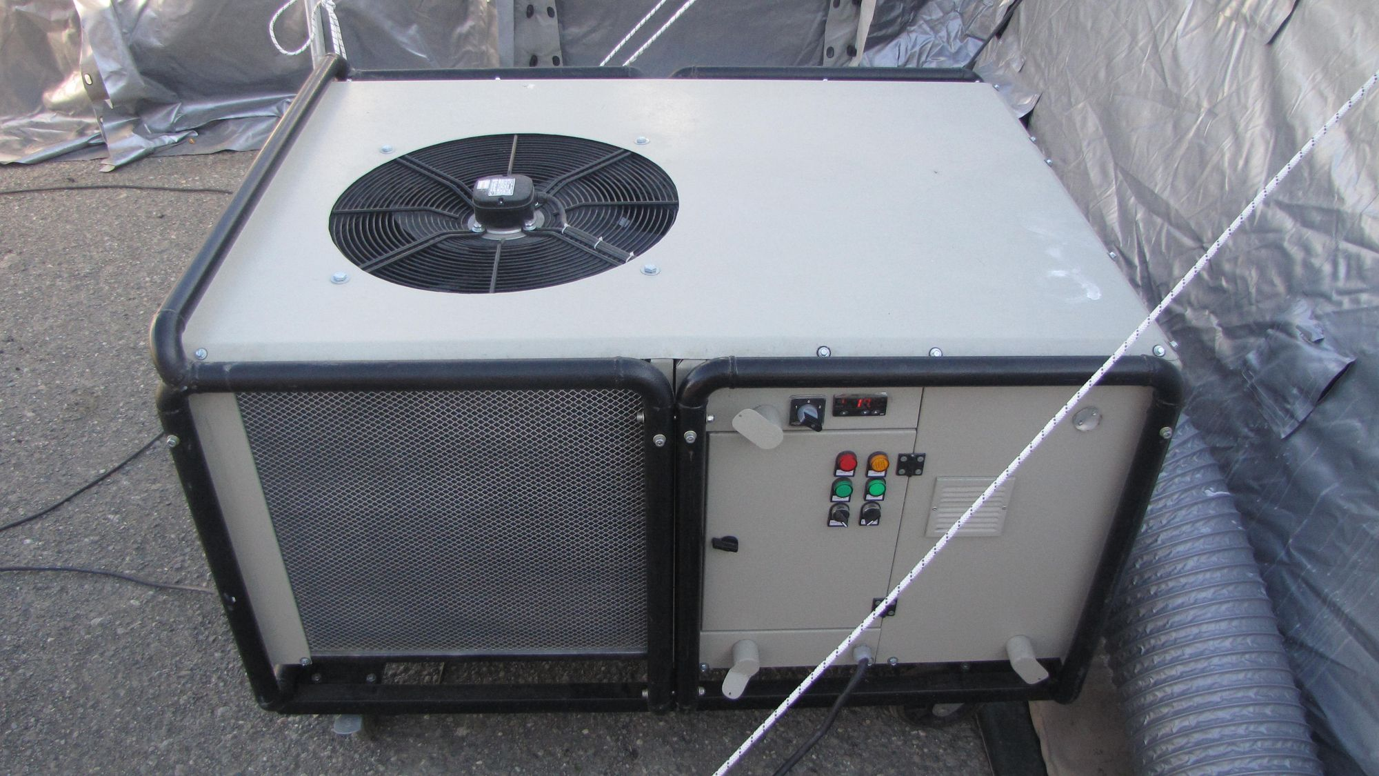 military portable air conditioner 3 & Military air conditioning system and tent air conditioner