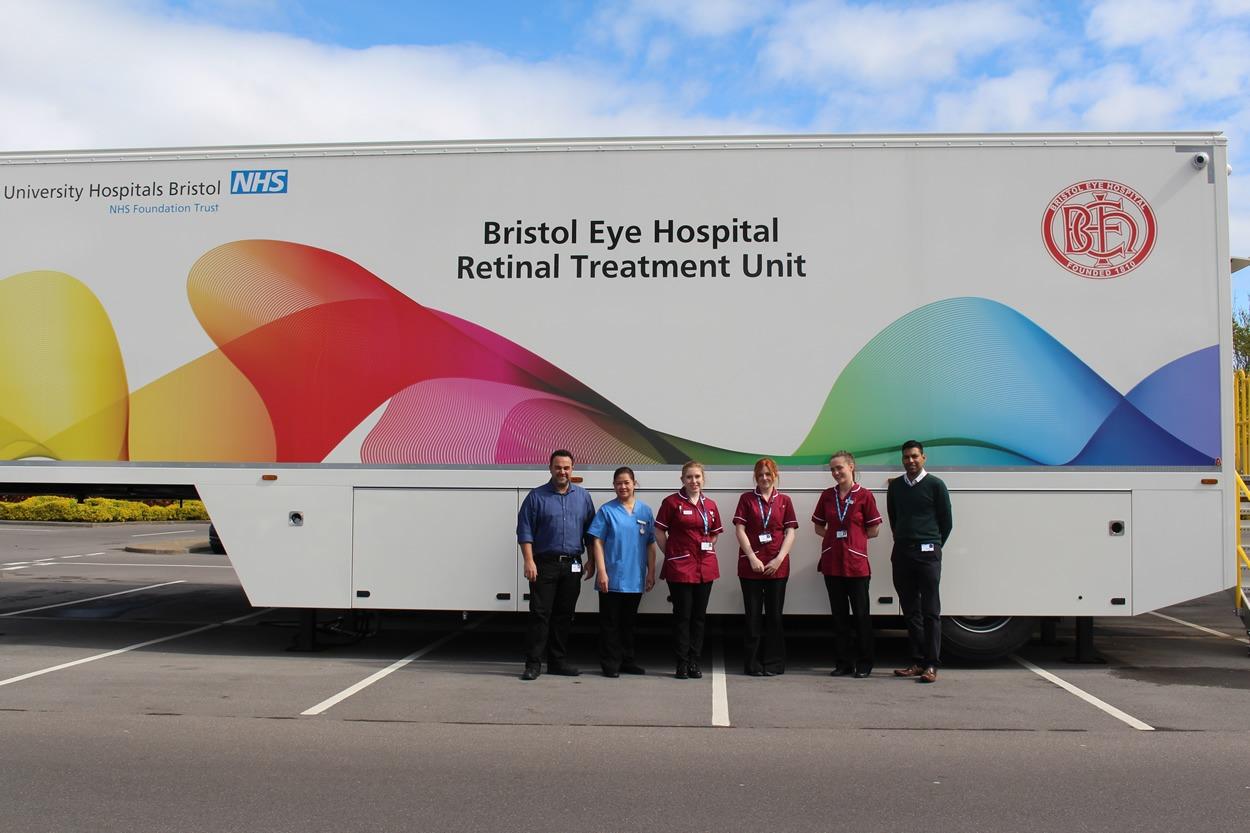mobile eye hospital