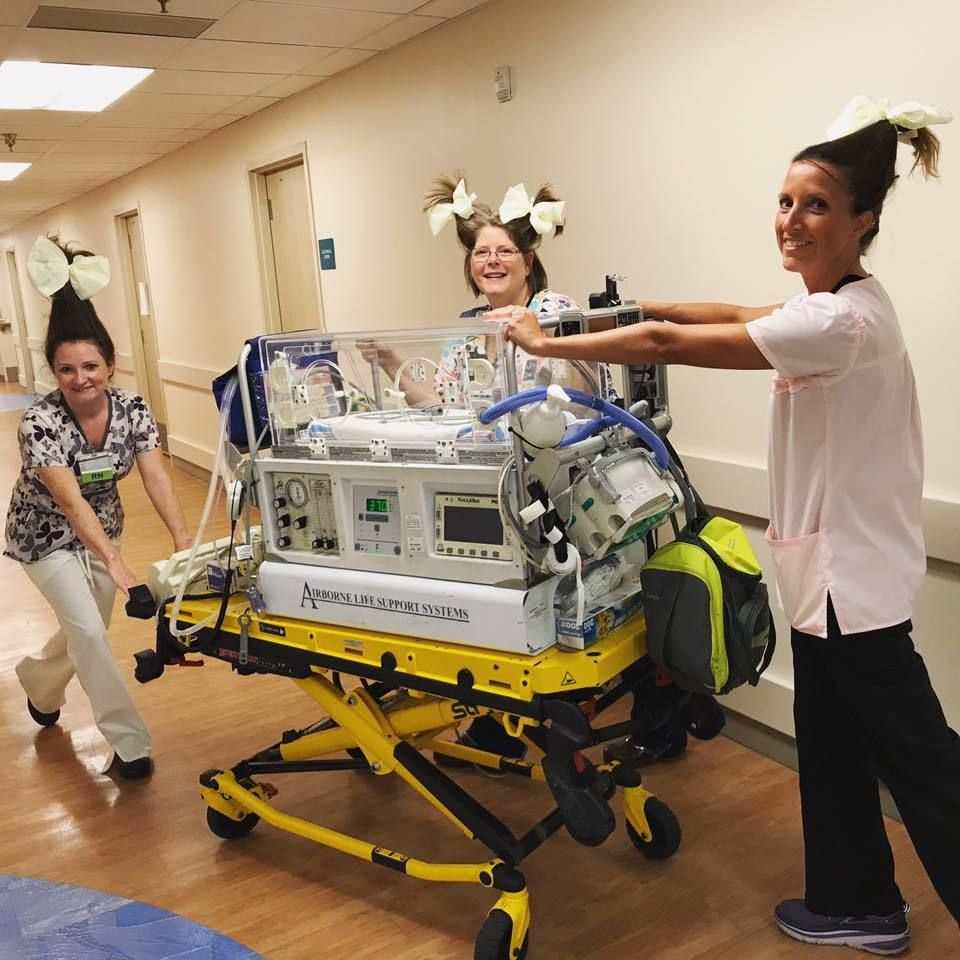 Mobile hospital starts hair-raising for babies in South Alabama