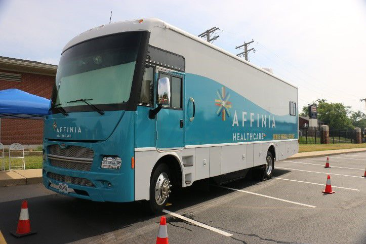Mobile medical unit now serving Normandy students