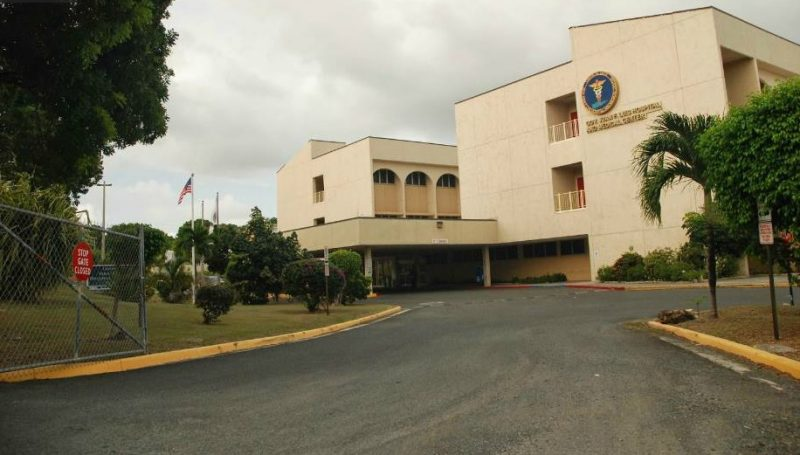 Luis Hospital to be evacuated because of hurricane damage