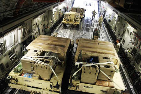 Military Support to Harvey Relief