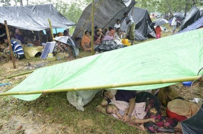 FRC sends mobile hospital to Bangladesh for Rohingyas