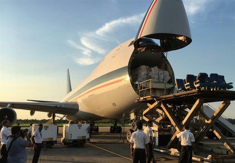 Iran not to suspend humanitarian relief to Myanmar Muslims