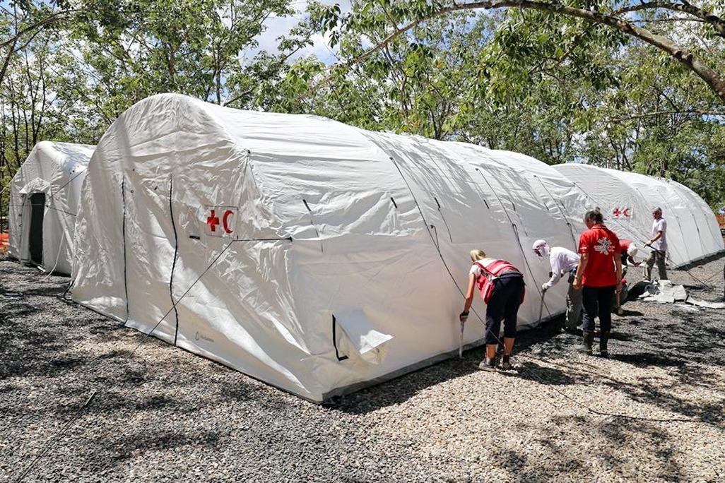 UAE mobile field hospital to help Rohingya