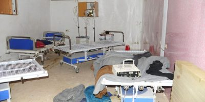 Army Finds Field Hospitals, Weapons Factories in Ghouta