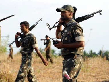 CRPF sets up 4 field hospitals in Maoist heartland of Bastar